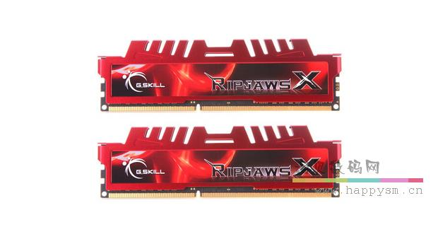 芝奇 Ripjaws X DDR3 1600 16G(8Gx2)台式机内存