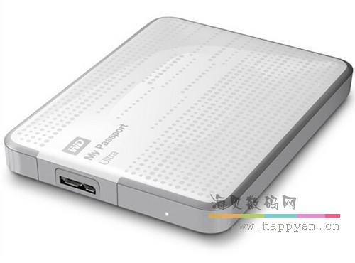 西部数据 My Passport Ultra USB3.0 2TB 小白龙