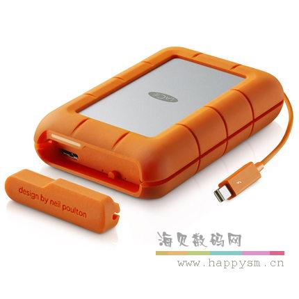 LaCie Rugged RAID 探路者 4T