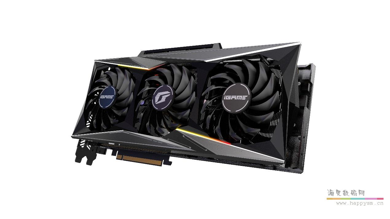 七彩虹 iGame GeForce RTX 3070 显卡