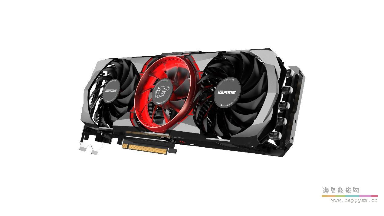 七彩虹 iGame GeForce RTX 3070 Advanced OC