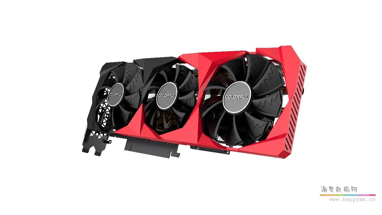 七彩虹 iGame GeForce RTX 3090  战斧